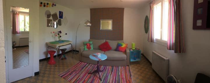 studio sunny au coeur de Marseille