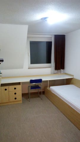 favorable room in good residential area