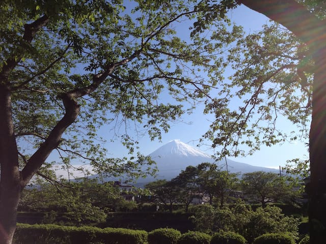 At the foot of Mt. Fuji - 富士宮市 - House
