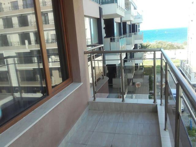 Апартамент Елена2 с видом на море