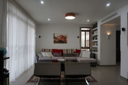 Modern House with Great Desert View - Kfar Adumim - Σπίτι