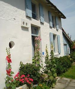 GITE A LA FERME - Antezant-la-Chapelle - House