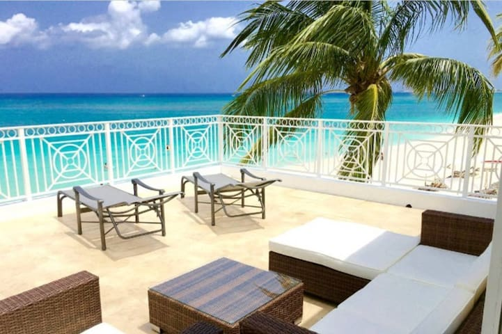 Ultimate Beachfront Oceanfront Penthouse - RBC#131