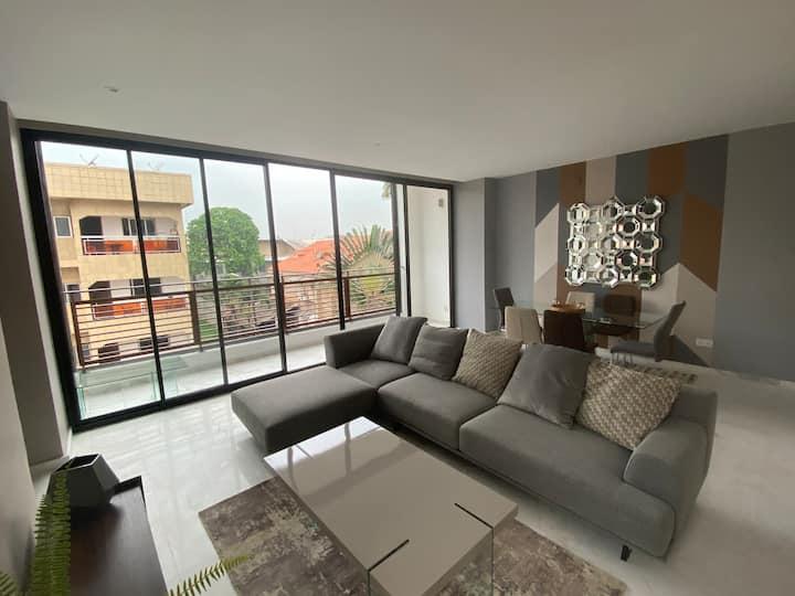 Appartement haut standing pour un séjour paisible