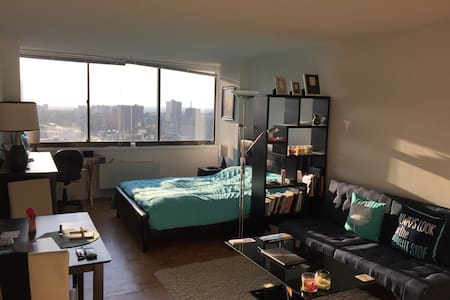 Spacious studio in luxury building - Nova York