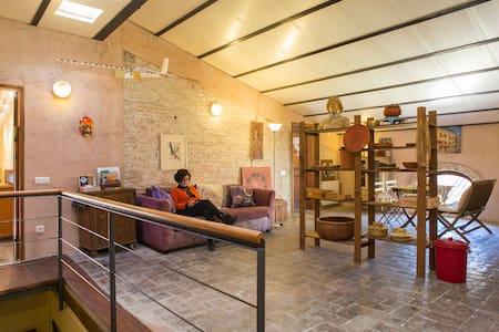 Delightful in the heart of town - Vilanova i la Geltrú - Bed & Breakfast