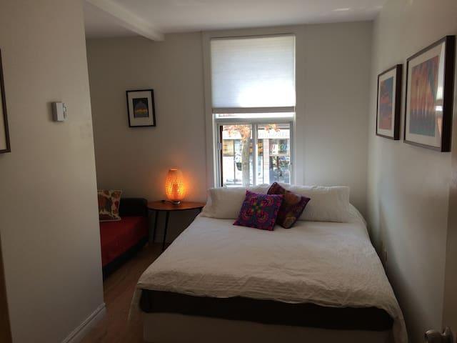 Perfect little spot on the Main - Montréal - Apartament