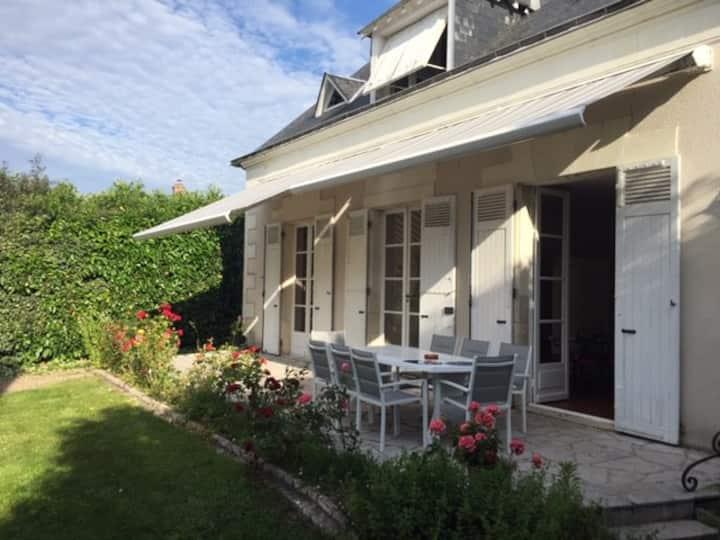 Loir et cher maison, proche Châteaux de la Loire