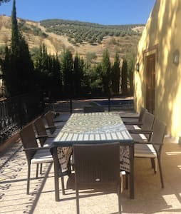 """Alquiler Casa Rural """"Molino de Santa Ana"""". - Cacín"""