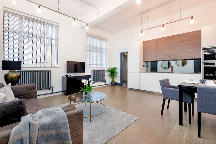 Smart One Bedroom Apartment
