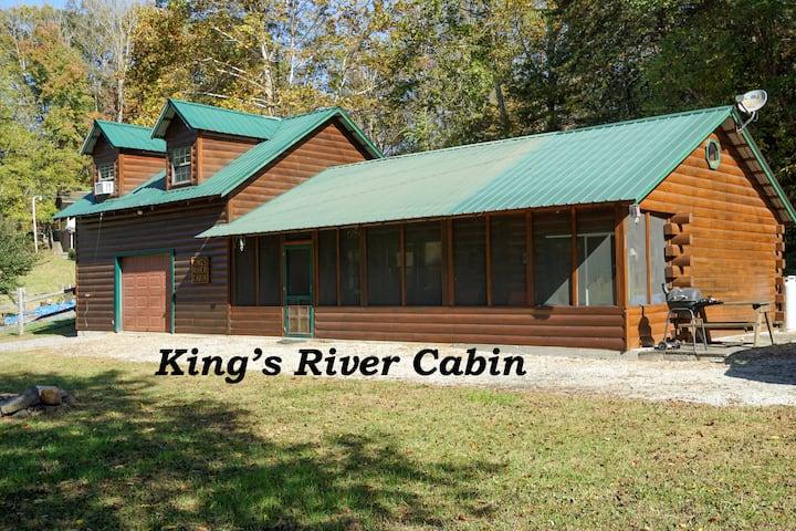 King's River Cabin