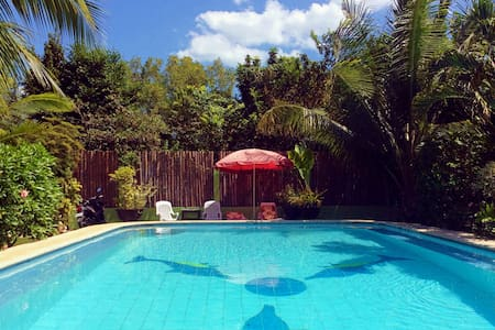 Superior Studio 4 & FREE MOTORBIKE & swimming pool - Panglao - Daire