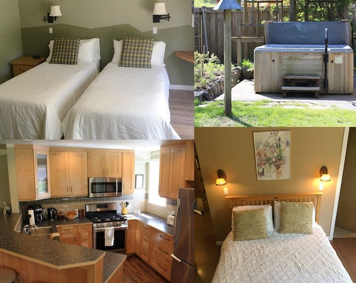 "MeadowBrook Getaway- Your own ""SPACE"" of paradise!"
