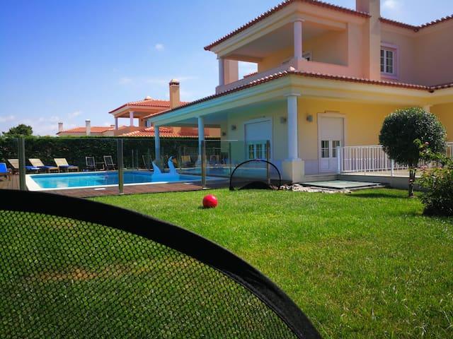 Luxury Villa w/pool 5* Golf Resort