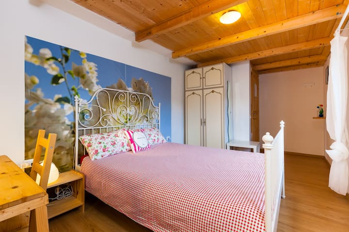B&B in Cilento, your cosy bedroom
