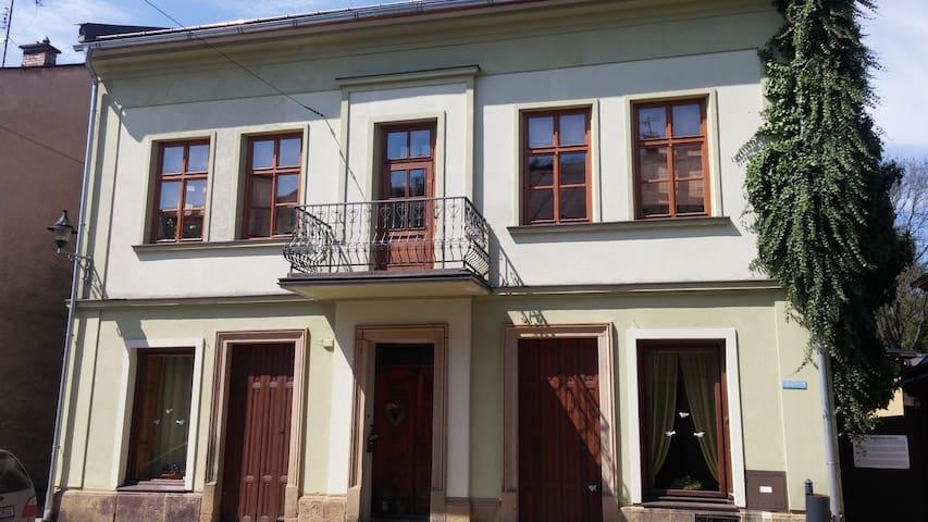 Green House - attic