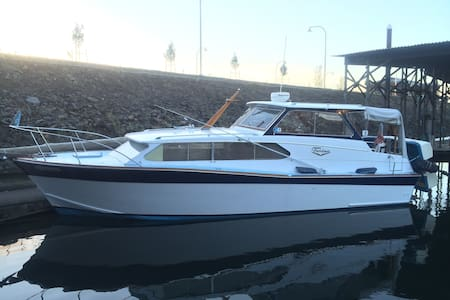 G-Force Cabin Cruiser Get Away - Båt