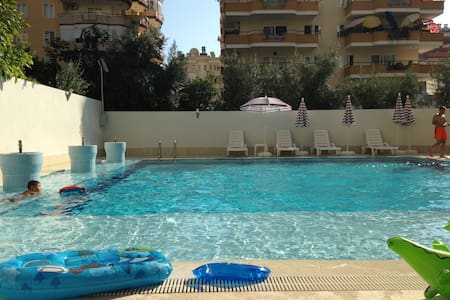 Mahmutlar, Antalya 400m Seaside - Luxury apartment - Mahmutlar - 公寓