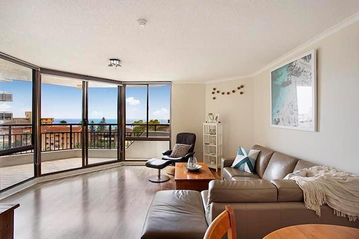 3bed Oceanview Apartment Nth Wollongong