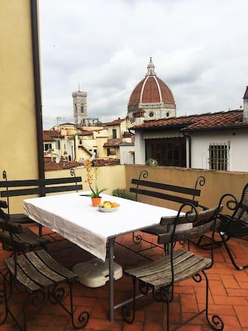 Privates Doppelzimmer im Zentrum von Florenz ,C2