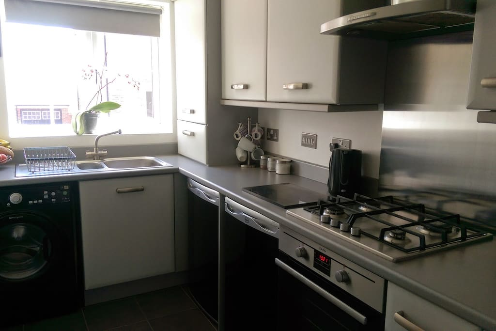 Shared Kitchen with Host