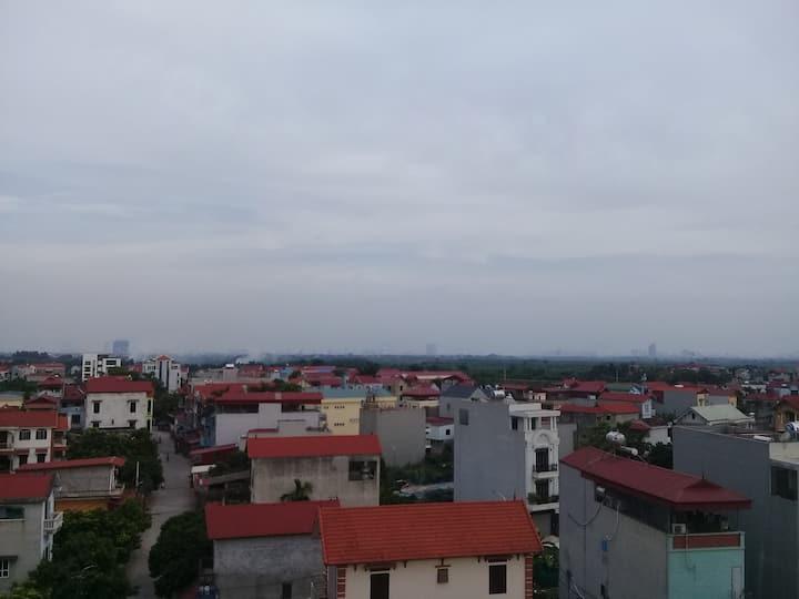 Loft vue panoramie 360 degree compagne et city