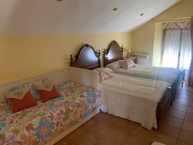 habitación , nº3--wifi. habitación  familiar