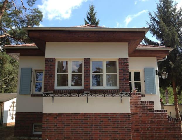Gemütliche Wohnung im Souterrain - Blankenfelde-Mahlow - Hus