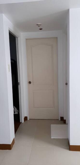 entrance to beroom