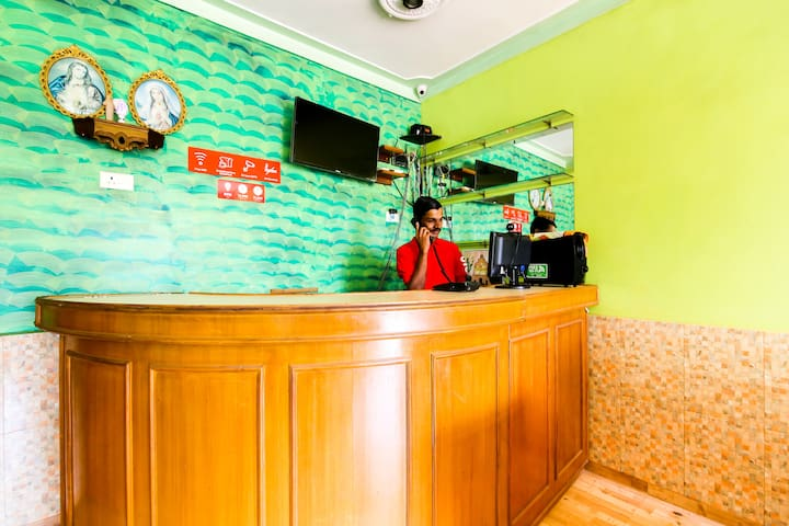 OYO Saver Double Cozy 1BR stay near Benaulim Beach