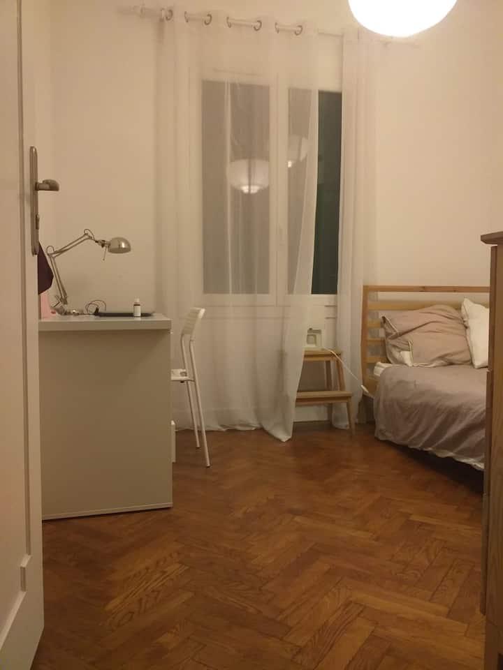 Chambre privée à Nice