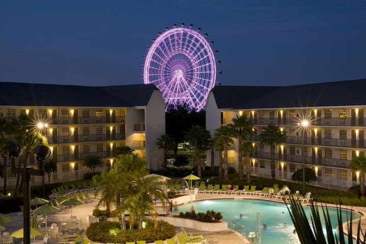 Great spot for a fun vacation in Orlando!