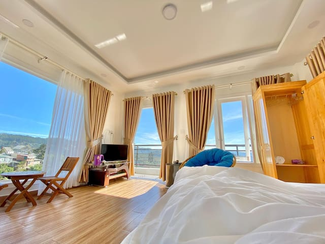 Dalat, View Panorama, private room, 1 bed