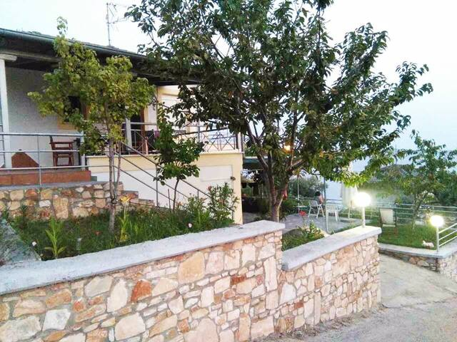 Aquamarine Homes (Apartment) - Thasos - Apartament