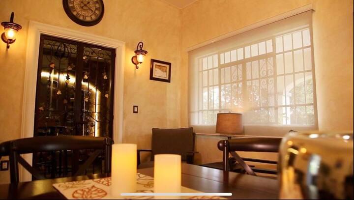 Casa Cuauhtémoc  Residencia con la mejor ubicación