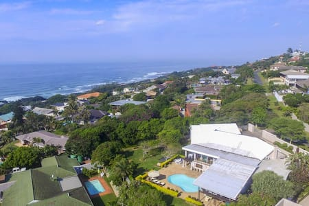 ***** Magnificent Ocean View Guest House - Nkwazi