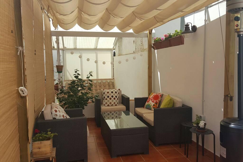 Apartamento con terraza en el centro de m laga casas en alquiler en m laga andaluc a espa a - Apartamento en malaga centro ...