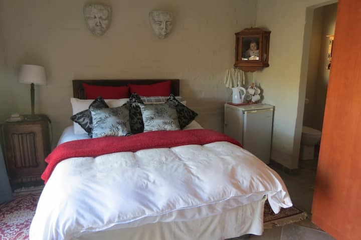 Bushbaby Guesthouse is in the lovely bushveld.