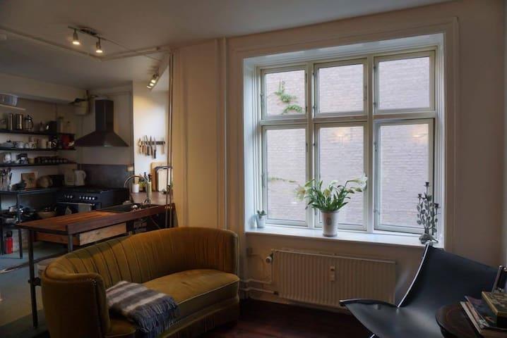 Apartment in the charming heart of copenhagen city - København k - Appartement