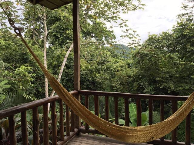 Karen Mogensen Reserve (Cerro Escondido - 5 beds) - Jicaral - Cabana