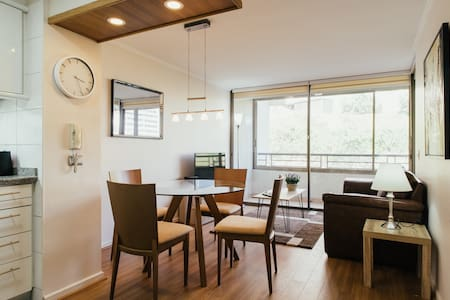Bright modern apartment near Isidora G. - Las Condes - アパート