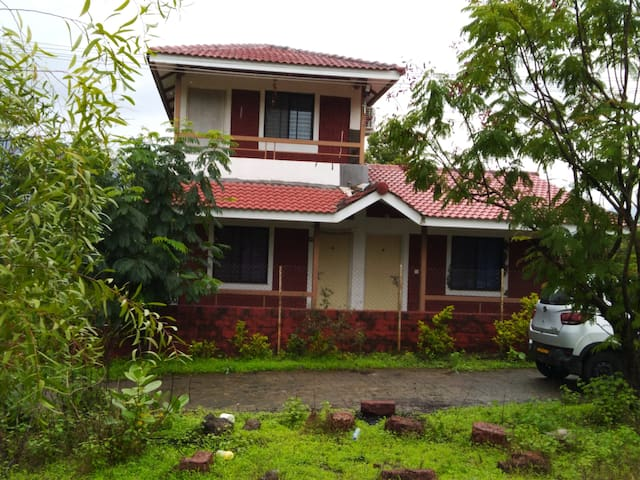 Bungalow near Devkund, Kolad River Rafting