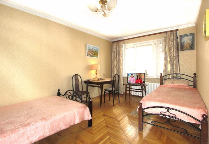 Apartments for rent in Kislovodsk.