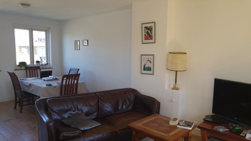 maisonette apt. close to city centre amstelveen - Amstelveen - Flat