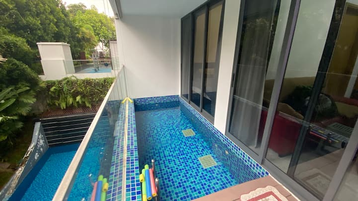 Beautiful Staycation with Private Pool
