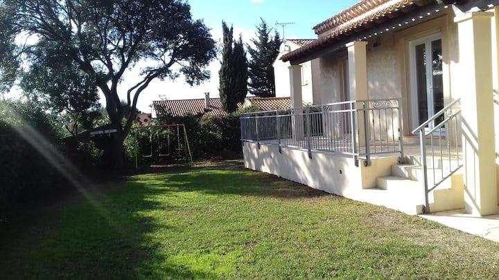 Villa  Bouzigues 3 chambres