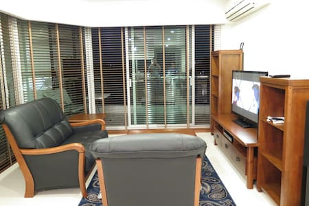 PARADISE RIVER FRONT VIEW/WINDY/QUITE 2BRS/2BATHS - Chao Phraya River - Квартира