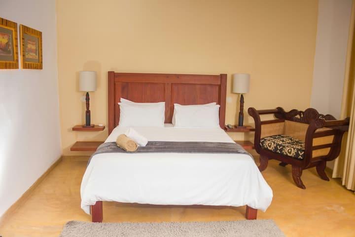 Ndlovukazi Bulawayo Villa suite2