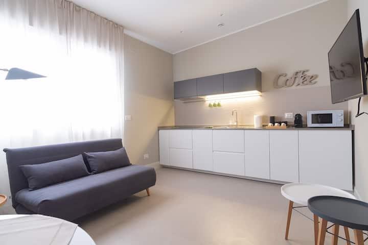 apartment rent CasaALMIKA de Miccolis