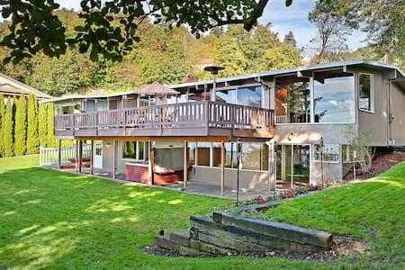 Puget Sound Villa 869 - เดสมอยเนส - วิลล่า